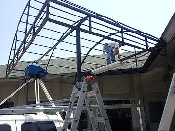 Frame digitizer, granite measurement, bimini tops, awnings