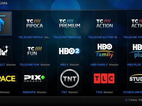 Como usar o IPTV?