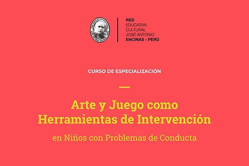 Arte y el Juego como Herramienta de Intervención