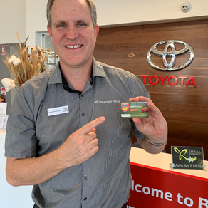 DEALERSHIP INJECTS CASH INTO LOCAL AFL
