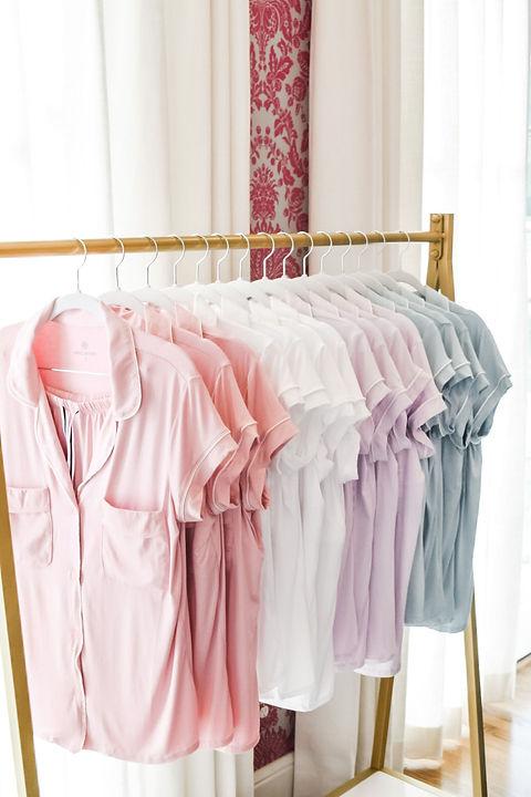 Pajamas with Colors