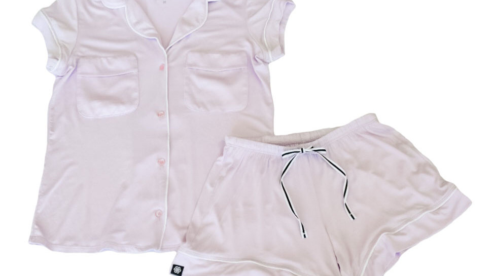 The McCarron original pajama set- Orchid Hush