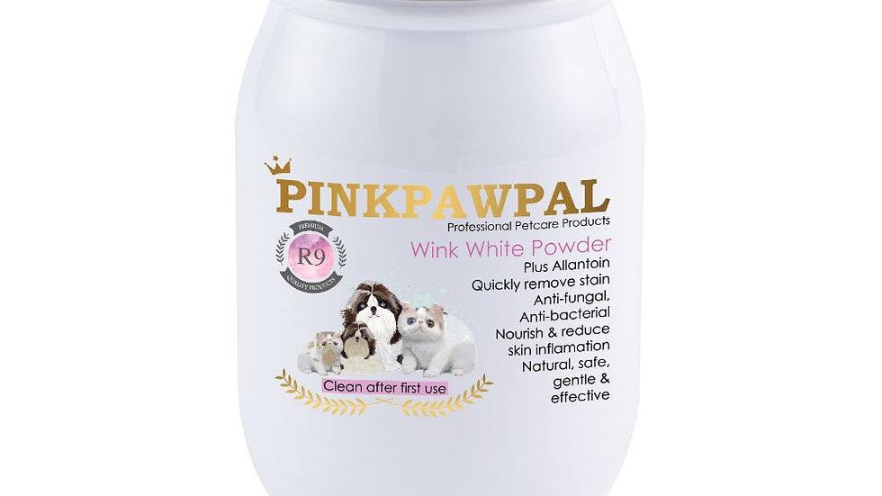 PinkPawPal Wink White Powder