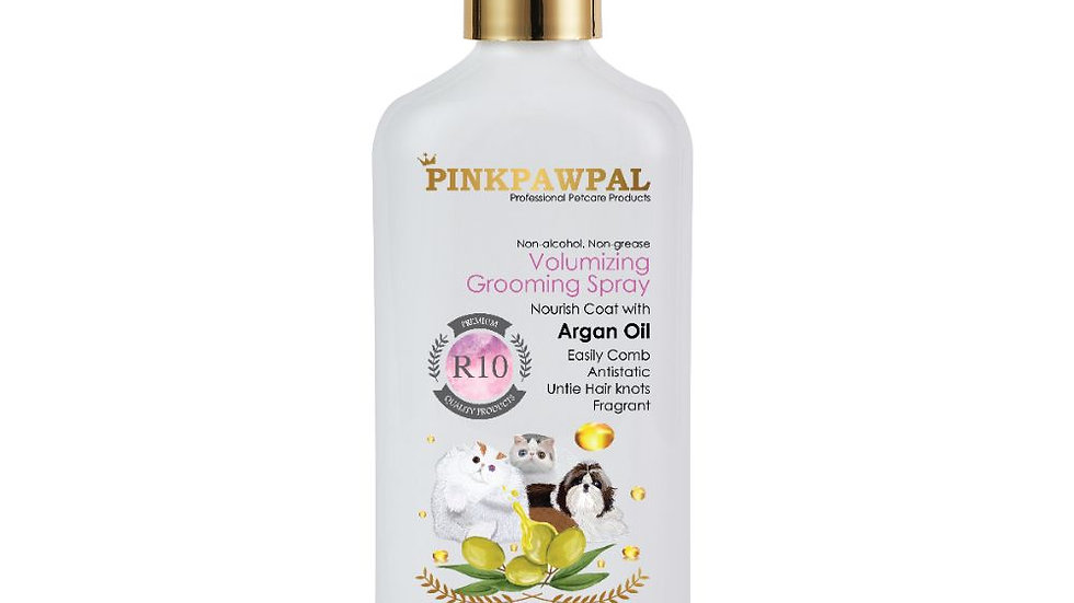 PinkPawPal Volumizing Grooming Spray
