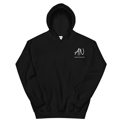 Unisex Embroidered Hoodie
