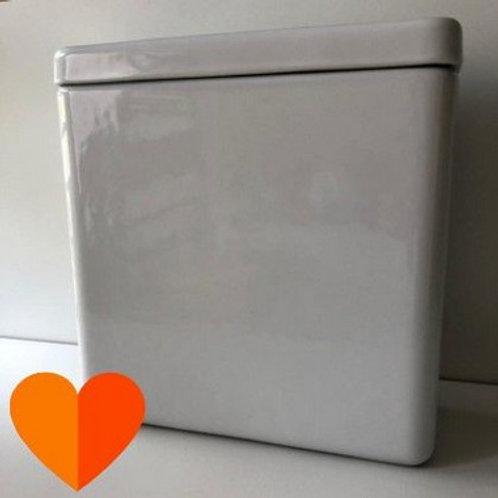 Caixa Acoplada Dual Flux (3 E 6 Litros) Quadra-Piano-Axis-Unic-Polo - Deca (Disp