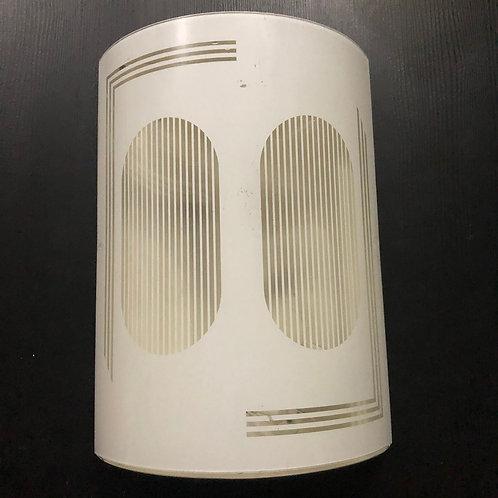 Arandela/Plafon de sobrepor - MI02.BR (Tualux)