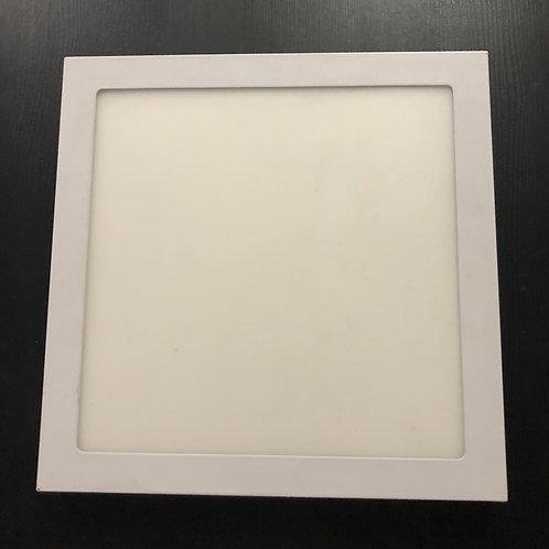 Painel de LED de sobrepor quadrado 30x30cm