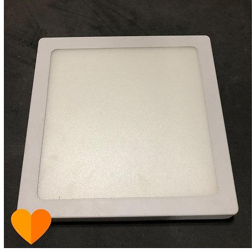 LED painel Light - Bivolt - Luz amarela (Disponibilidade: 1 Peça)