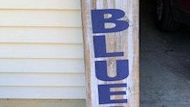 St. Louis Blues Sports Sign