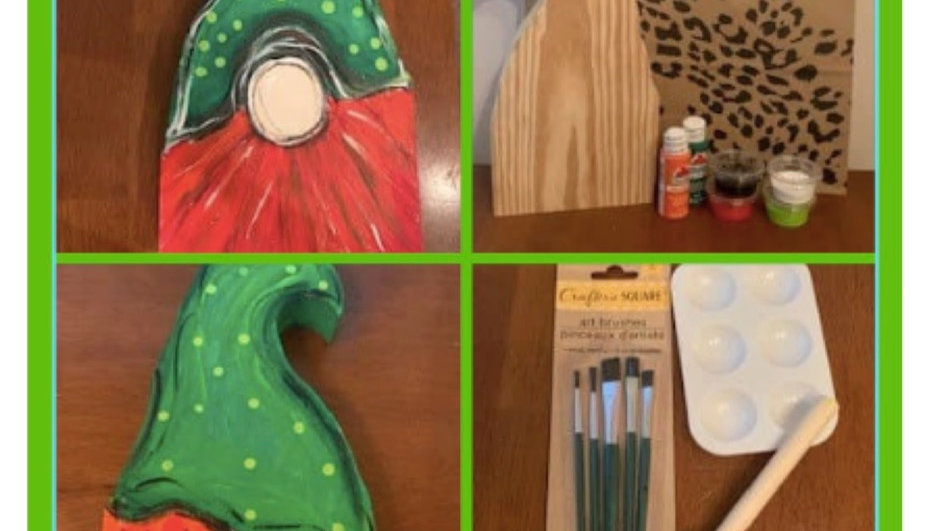 Gnome Shelf Sitter Kit