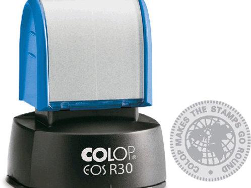 חותמת עגולה - eos-r30
