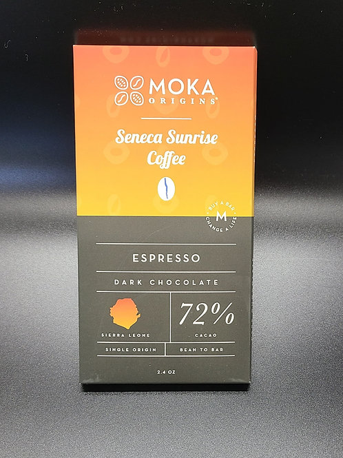 Espresso Dark Chocolate (2.4 oz.)