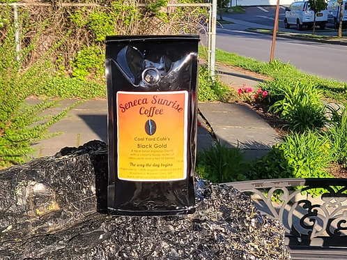 Coal Yard Cafe's Black Gold