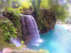 Каньон на острове Себу и водопады Кавасан