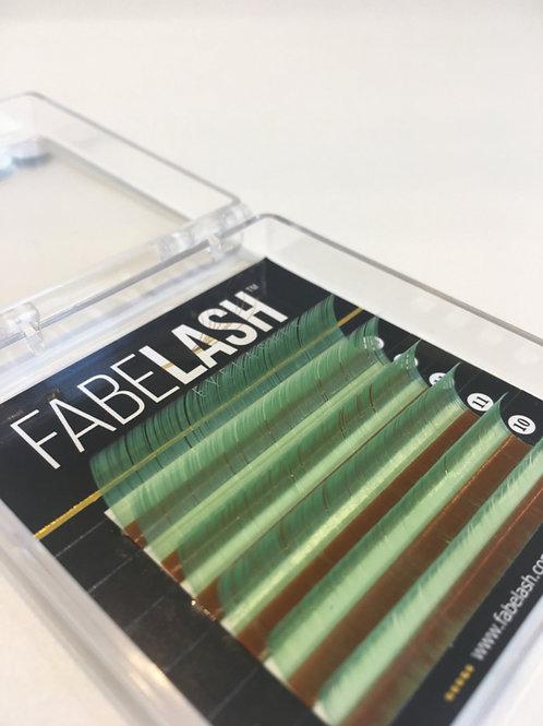 Fabelash Colors 0.07 D Green