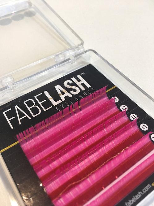Fabelash Colors 0.07 D Pink