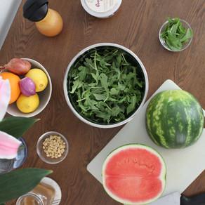 Watermelon Salad High, Watermelon Salad High