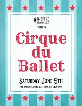 Cirque du Ballet 2021 Saturday Program.p