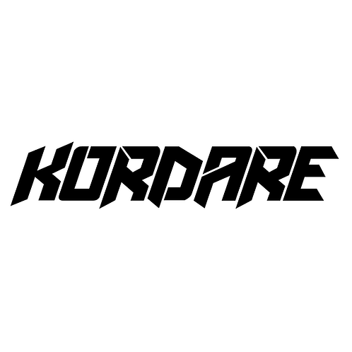 Kordare Vinyl Sticker - Pack of 2