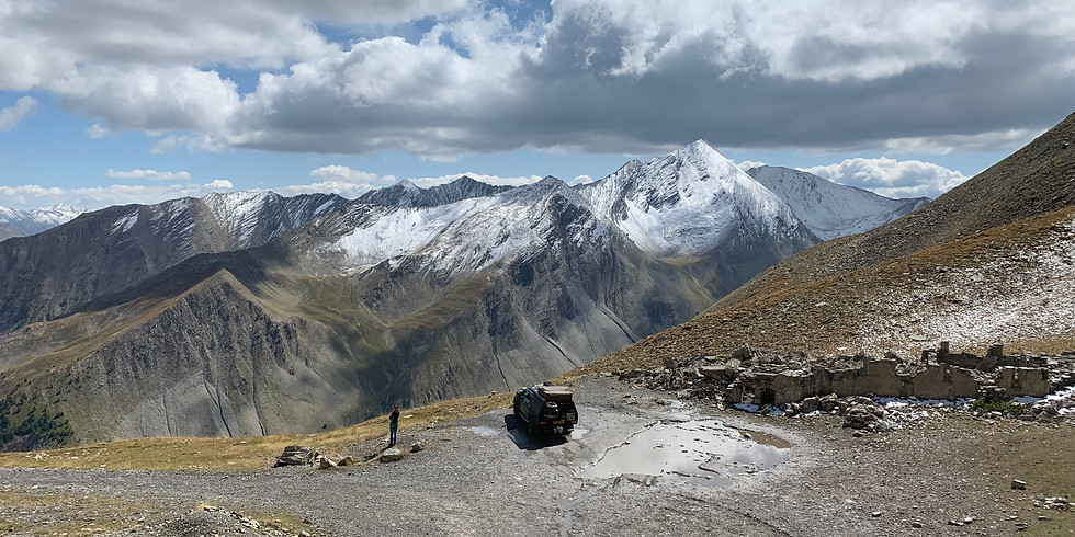 Western Alps Tour - including the Valloire 4x4 Show