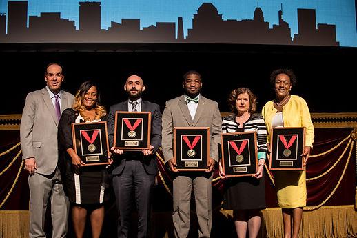 Heart of the School Award Winners
