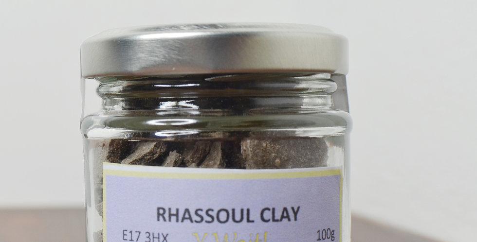 Rhassoul Clay Powder Mask