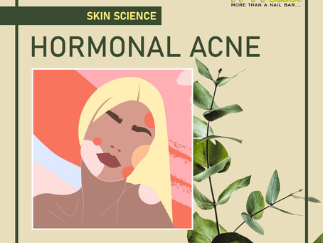 Hormonal Acne — What It Is And How To Treat It.