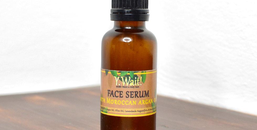 Moroccan Face Serum Argan Oil
