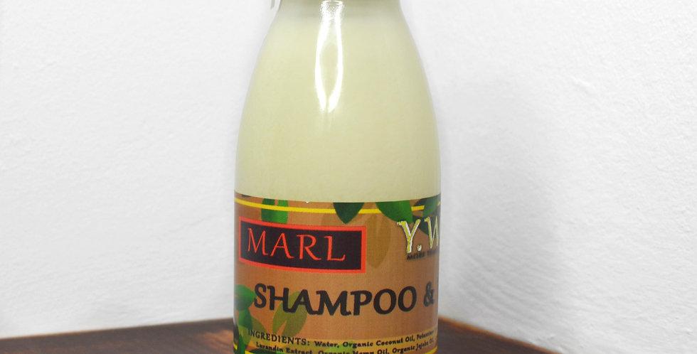 'Marl' Shampoo & Body Wash