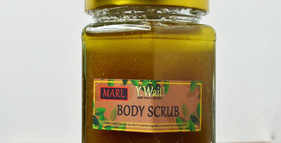 'Marl' Body Scrub