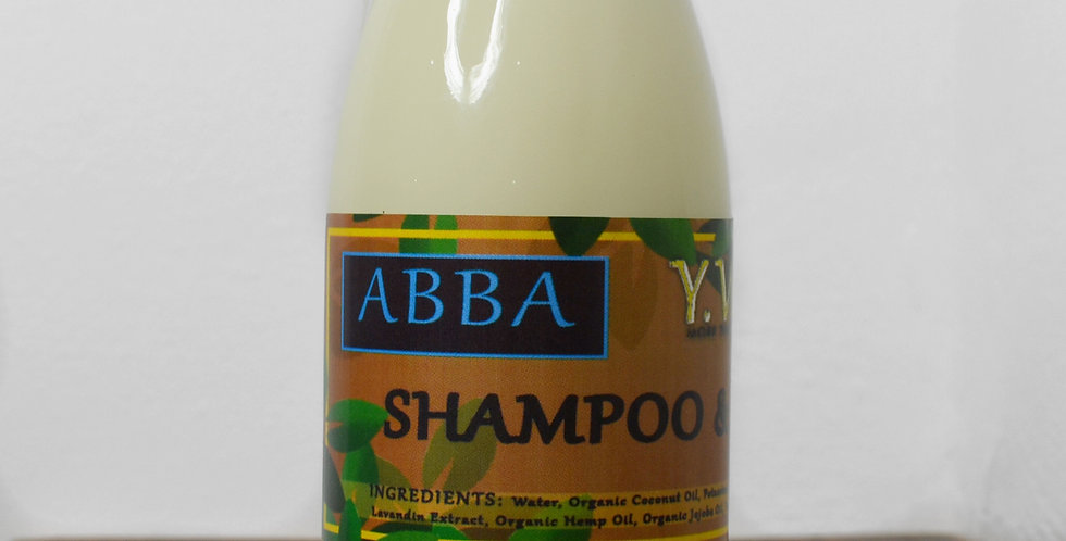 'Abba' Shampoo & Body Wash