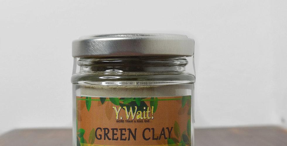 Green Clay Powder Mask