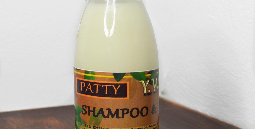 'Patty' Shampoo & Body Wash