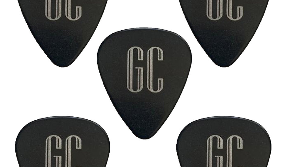 Guitar Plectrums (Pack of 5)