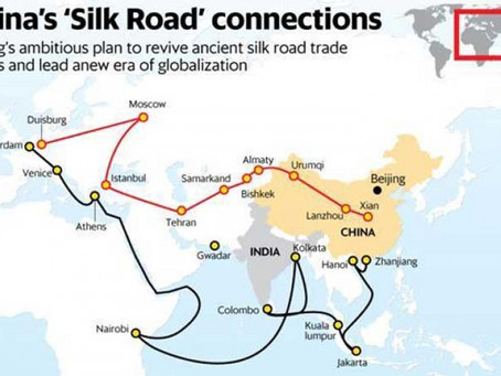 The New Silk Road - New Project