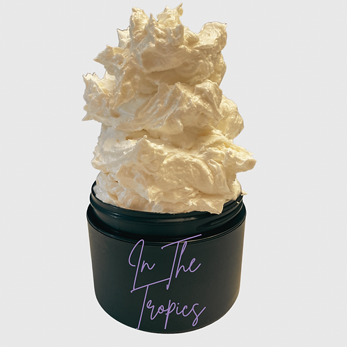 In The Tropics Whipped Body Butter