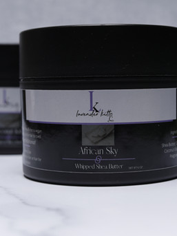 African Sky Whipped Shea Butter