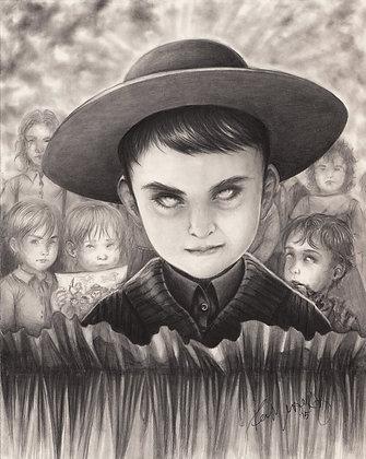 """""""Children of the..."""" Ltd. Edition Enhanced Giclée"""