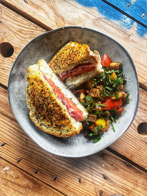 Grilled Cheese Italien