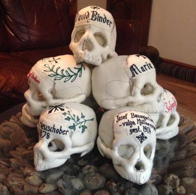 Hallstatt Skulls