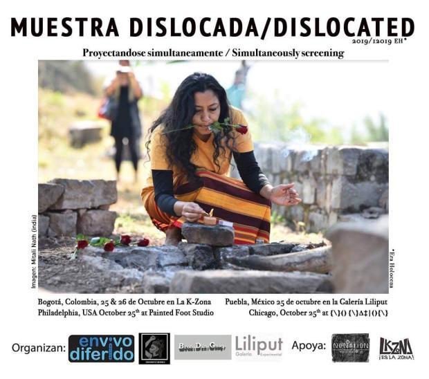 Muestra Dislocada/Dislocated