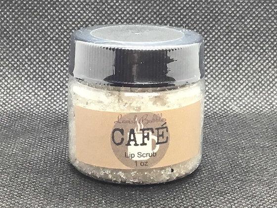 Cafe Lip Scrub
