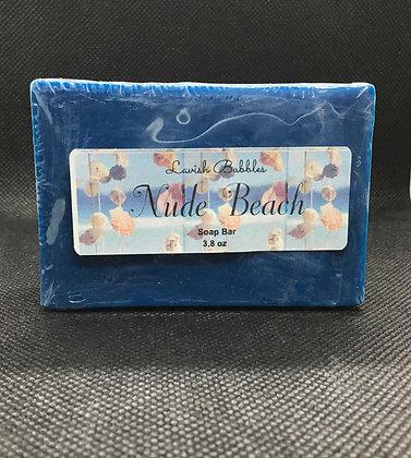 Nude Beach Soap Butter Bar