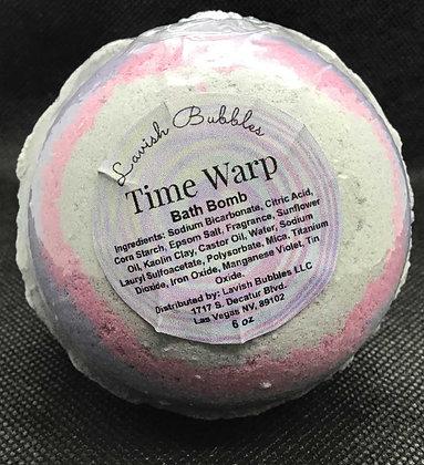 Time Warp Bath Bomb