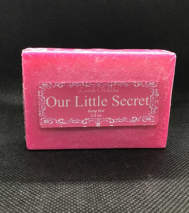 Our Little Secret Soap Butter Bar