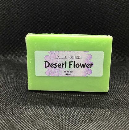 Desert Flower Soap Butter Bar