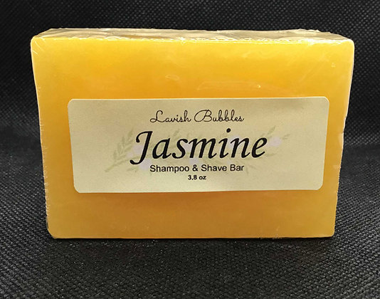 Jasmine Shampoo and Shave Bar