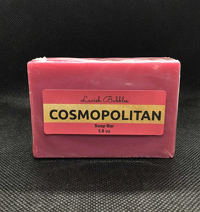 Cosmopolitan Soap Butter Bar