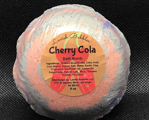 Cherry Cola Bath Bomb